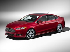 Used 2014 Ford Fusion S Sedan F6181A for Sale in Plainfield, CT at Central Auto Group