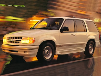 Used 1998 Ford Explorer For Sale at Central Hyundai | VIN
