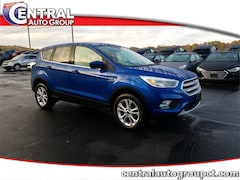 Used 2017 Ford Escape SE SUV U6671 for Sale in Plainfield, CT at Central Auto Group