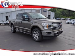 New 2020 Ford F-150 XLT 4D Supercrew Truck 1FTEW1E41LKE22325 for Sale in Plainfield, CT at Central Auto Group