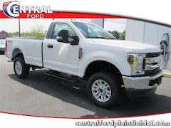 New 2019 Ford F-250 XL 2D Standard Cab Truck 1FTBF2B69KEE62289 for Sale in Plainfield, CT at Central Auto Group