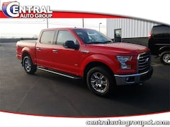 Used 2015 Ford F-150 Truck F6221XA for Sale in Plainfield, CT at Central Auto Group