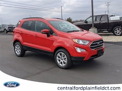 2021 Ford EcoSport SE SUV for Sale in Plainfield, CT at Central Auto Group
