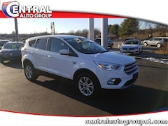 Used 2017 Ford Escape SE SUV U6684 for Sale in Plainfield, CT at Central Auto Group