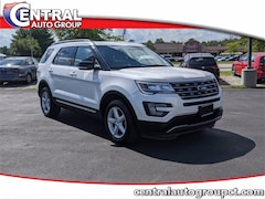 2017 Ford Explorer XLT SUV for Sale in Plainfield, CT at Central Auto Group