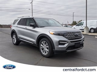 2021 Ford Explorer Limited SUV for Sale in Plainfield, CT at Central Auto Group