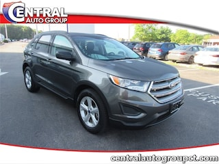 2016 Ford Edge SE SUV for Sale in Plainfield, CT at Central Auto Group