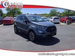 2019 Ford EcoSport SES SUV for Sale in Plainfield, CT at Central Auto Group