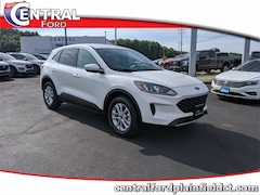 New 2020 Ford Escape SE SUV 1FMCU9G69LUA89821 for Sale in Plainfield, CT at Central Auto Group