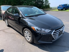 Used 2018 Hyundai Elantra SE Sedan H9746A for Sale in Plainfield, CT at Central Auto Group