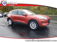 New 2020 Ford Escape SE SUV 1FMCU9G65LUA03906 for Sale in Plainfield, CT at Central Auto Group