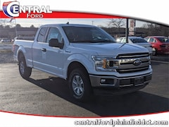 2020 Ford F-150 XLT Super Cab Truck for Sale in Plainfield, CT at Central Auto Group