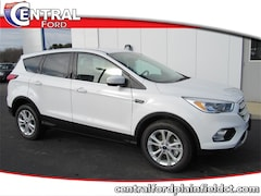 New 2019 Ford Escape SE SUV 1FMCU9GD7KUA08506 for Sale in Plainfield, CT at Central Auto Group