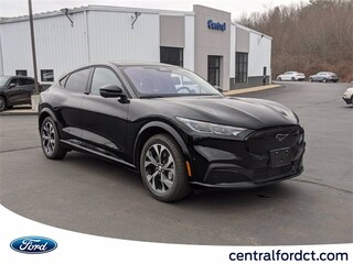2021 Ford Mustang Mach-E Premium SUV for Sale in Plainfield, CT at Central Auto Group