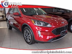 New 2020 Ford Escape SEL SUV 1FMCU9H69LUB53340 for Sale in Plainfield, CT at Central Auto Group