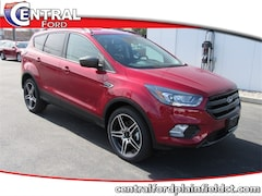 New 2019 Ford Escape SEL SUV 1FMCU9HD1KUB17932 for Sale in Plainfield, CT at Central Auto Group