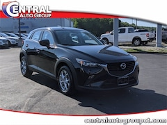 Used 2017 Mazda Mazda CX-3 Sport SUV H9708A for Sale in Plainfield, CT at Central Auto Group