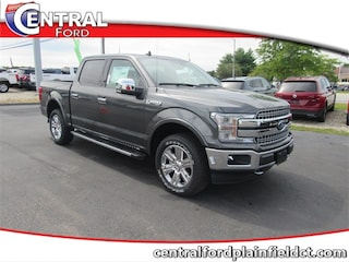 2019 Ford F-150 Lariat 4D Supercrew Truck for Sale in Plainfield, CT at Central Auto Group