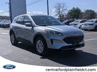 2021 Ford Escape SE SUV for Sale in Plainfield, CT at Central Auto Group