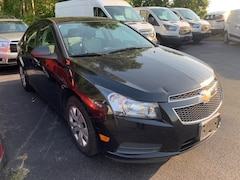 Used 2013 Chevrolet Cruze LS Auto Sedan M2685A for Sale in Plainfield, CT at Central Auto Group