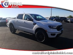 New 2019 Ford Ranger Lariat 4D Crew Cab Truck 1FTER4FH4KLA84065 for Sale in Plainfield, CT at Central Auto Group