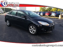 Used 2014 Ford Focus SE Sedan M2695XB for Sale in Plainfield, CT at Central Auto Group