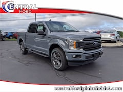 New 2020 Ford F-150 XLT 4D Supercrew Truck 1FTEW1E4XLKE31847 for Sale in Plainfield, CT at Central Auto Group