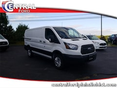 New 2019 Ford Transit-250 Base Cargo Van 1FTYR1YM1KKB37526 for Sale in Plainfield, CT at Central Auto Group