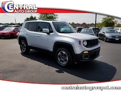 Used 2015 Jeep Renegade Latitude 4x4 SUV H9239A for Sale in Plainfield, CT at Central Auto Group