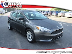 Used 2016 Ford Focus SE Hatchback U6661 for Sale in Plainfield, CT at Central Auto Group