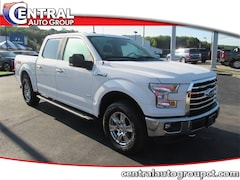 Used 2016 Ford F-150 Truck U6657 for Sale in Plainfield, CT at Central Auto Group