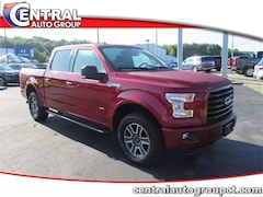 Used 2016 Ford F-150 Truck U6656 for Sale in Plainfield, CT at Central Auto Group