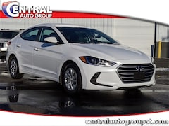 Used 2018 Hyundai Elantra SE Sedan H9398A for Sale in Plainfield, CT at Central Auto Group