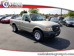 Used 2008 Ford Ranger Truck F6184XA for Sale in Plainfield, CT at Central Auto Group
