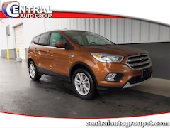2017 Ford Escape SE SUV for Sale in Plainfield, CT at Central Auto Group