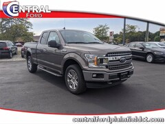 New 2020 Ford F-150 XLT Super Cab Truck 1FTEX1EP5LFC76964 for Sale in Plainfield, CT at Central Auto Group