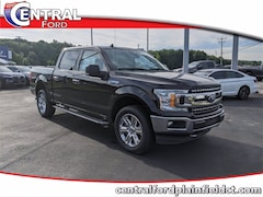 New 2020 Ford F-150 XLT 4D Supercrew Truck 1FTEW1E56LFB74042 for Sale in Plainfield, CT at Central Auto Group