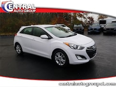 Used 2013 Hyundai Elantra GT Base w/PZEV Hatchback H8904A for Sale in Plainfield, CT at Central Auto Group