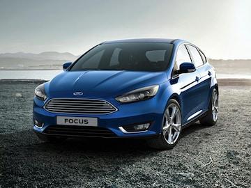 2018 Ford Focus Hatchback