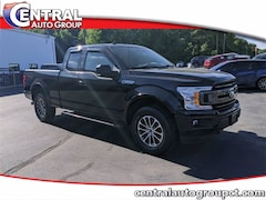 2018 Ford F-150 Truck for Sale in Plainfield, CT at Central Auto Group