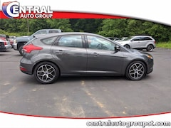Used 2017 Ford Focus SEL Hatchback U6720 for Sale in Plainfield, CT at Central Auto Group