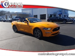 Used 2019 Ford Mustang GT Premium Convertible U6704 for Sale in Plainfield, CT at Central Auto Group