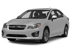 2012 Subaru Impreza 2.0i Premium 4dr (CVT) Sedan