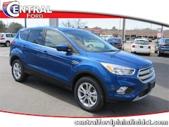 New 2019 Ford Escape SE SUV 1FMCU9GD6KUB17930 for Sale in Plainfield, CT at Central Auto Group