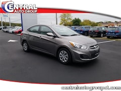 Used 2017 Hyundai Accent SE Sedan Y3127 for Sale in Plainfield, CT at Central Auto Group