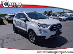2019 Ford EcoSport Titanium SUV for Sale in Plainfield, CT at Central Auto Group