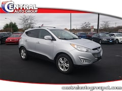 Used 2013 Hyundai Tucson GLS w/PZEV AWD SUV H9212A for Sale in Plainfield, CT at Central Auto Group