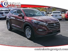 Used 2016 Hyundai Tucson SE w/Beige Interior SUV H9614A for Sale in Plainfield, CT at Central Auto Group