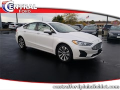 New 2020 Ford Fusion SE Sedan 3FA6P0T96LR100873 for Sale in Plainfield, CT at Central Auto Group