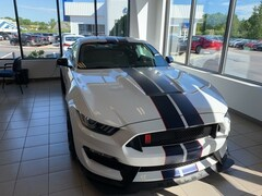New 2019 Ford Shelby GT350 Shelby GT350R Coupe 1FA6P8JZ4K5552064 for Sale in Plainfield, CT at Central Auto Group